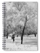Snow In South Park Spiral Notebook