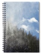 Snow Lift Spiral Notebook