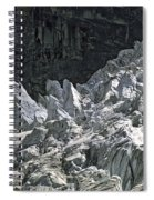 Snow Patch Spire IIi Spiral Notebook