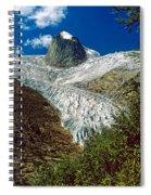 Snow Patch Spire Spiral Notebook