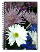 Snow Witch Spiral Notebook