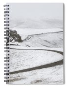 Snow Without You Spiral Notebook
