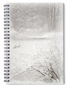 Snowbirds 2 Spiral Notebook