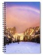 Snowbow Spiral Notebook
