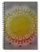 Snowcone Spiral Notebook