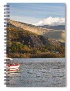 Snowdon Star Spiral Notebook
