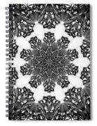 Snowflake 13 Spiral Notebook