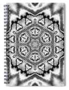 Snowflake 7 Spiral Notebook