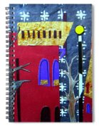 Snowstorm Backbay Spiral Notebook
