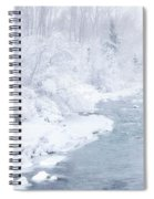 Snowy River Spiral Notebook