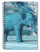 So Blue Without You Spiral Notebook