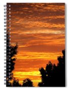 So Cal Sunset Spiral Notebook