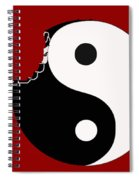 So Goes The World Spiral Notebook