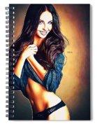 So Hot So Sexy 4 Spiral Notebook