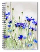 So Many Flowers, So Little Time Spiral Notebook
