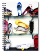 So Many Shoes... Spiral Notebook