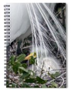 So Safe With Mom 2 Spiral Notebook