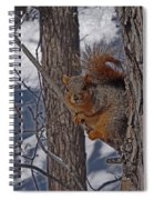 Soaking Up The Sun Spiral Notebook