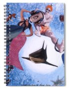 Soap Scene #26 Operation Rescue Spiral Notebook