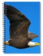 Soar Spiral Notebook