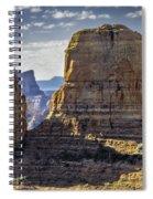 Soaring Red Rock Monoliths Spiral Notebook