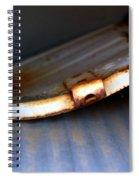 Social Security Spiral Notebook