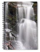Soco Falls North Carolina Spiral Notebook