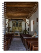 Socorro Mission #5 Spiral Notebook