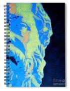 Socrates - Ancient Greek Philosopher Spiral Notebook