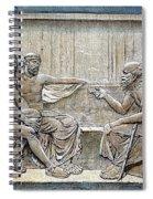 Socrates (c380-c450) Spiral Notebook