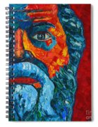 Socrates Look Spiral Notebook