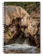 Soda Dam 2 Spiral Notebook