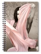 Soft And Sensual Spiral Notebook