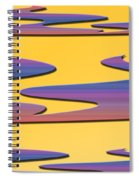 Soft Colors Spiral Notebook
