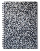 Soft Grey Scale  Spiral Notebook