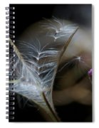 Soft Little Flowers Spiral Notebook