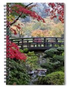Soft Morning Light Spiral Notebook