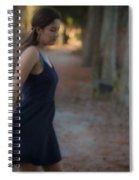 Soft Movement Spiral Notebook
