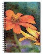 Soft Petals 3058 Idp_2 Spiral Notebook