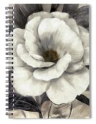 Soft Petals I Spiral Notebook