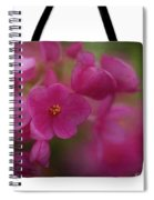 Soft Pink Tote Spiral Notebook