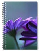 Soft Touch Spiral Notebook