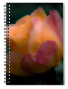 Softly Pouting Spiral Notebook