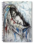 Softly Wrapped Spiral Notebook