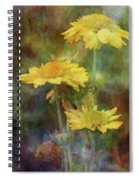 Softly Yellow 3052 Idp_2 Spiral Notebook