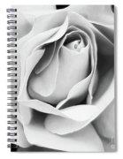 Softness Unfolding Spiral Notebook