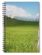 Sogno Toscana Spiral Notebook