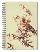 Solace Of Spirit Within Spiral Notebook