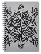 Solar Collector Spiral Notebook