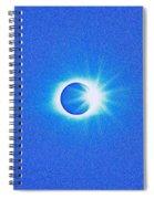 Solar Eclipse, 32 Spiral Notebook